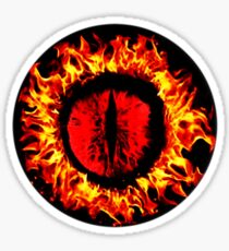 GoPlayer Fire Dragon Eye  Sticker