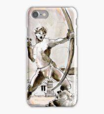 The Archer From Budapest iPhone Case/Skin