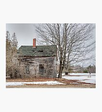 Maine Vacancy Photographic Print
