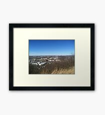 Midwest Midday Framed Print