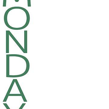 Monday... by joshtwhite