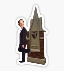 Nikias and Pointy Thing Sticker