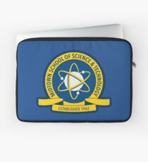 Midtown School of Science and Technology Emblem Laptop Sleeve