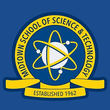 Midtown School of Science and Technology Emblem by Vicener