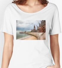 Sanctuary of Truth Temple Thailand Women's Relaxed Fit T-Shirt