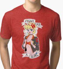 Sailor Venus - Punk Series Tri-blend T-Shirt