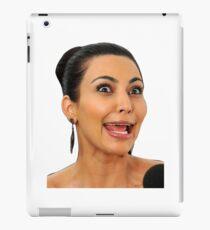 Kim's Botox at Work iPad Case/Skin