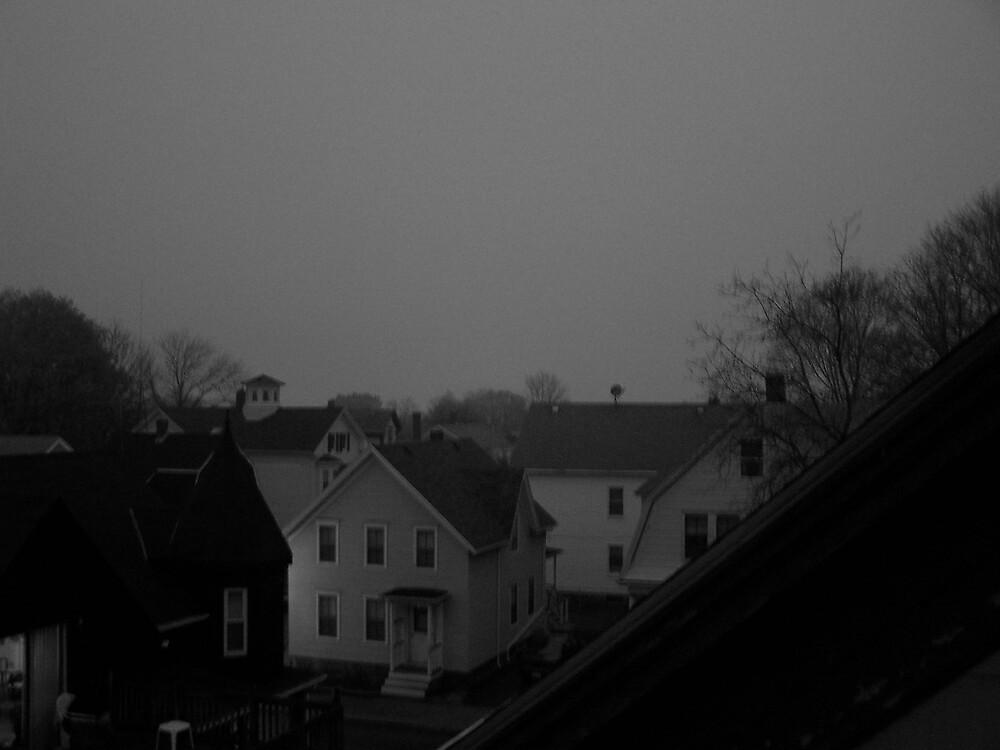 Overlooking New Bedford by missliz