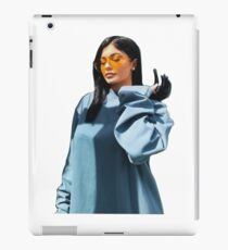 Kylie Doesn't Care iPad Case/Skin