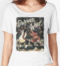 dwyane wade Women's Relaxed Fit T-Shirt