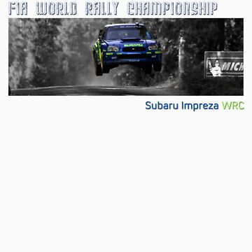 Airborne WRC Car by cautionjump