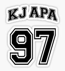 KJ APA 97 - 1 Sticker