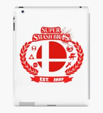 Smash Bros iPad Case/Skin