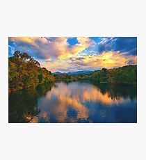 Beauty in the clouds Photographic Print