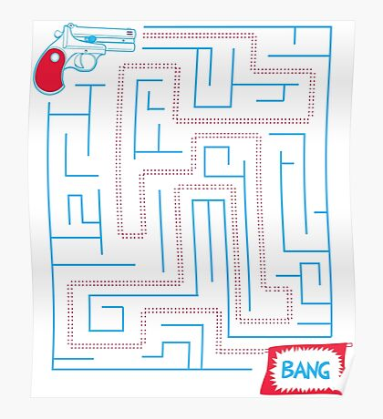 Bang! Poster