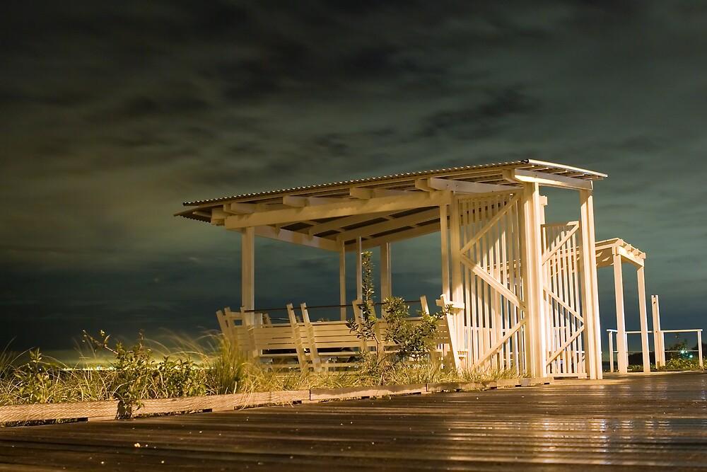 Beachfront Shelter by GVarney