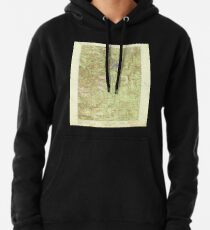 USGS Topo Map Oregon Mount Hood 283227 1927 125000 Hoodie
