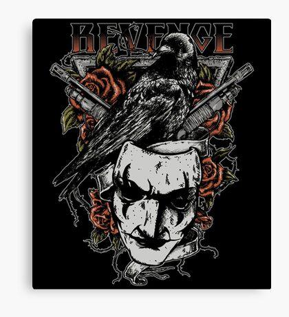 Revenge Canvas Print