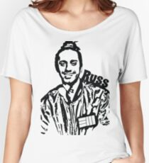 Russ Stamp Women's Relaxed Fit T-Shirt