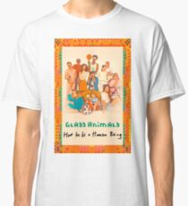 Glass Animals How To Be A Human Being Classic T-Shirt
