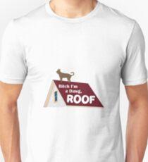 Migos Bitch I'm a Dog, Roof Unisex T-Shirt
