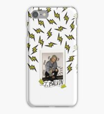 J BALVIN iPhone Case/Skin