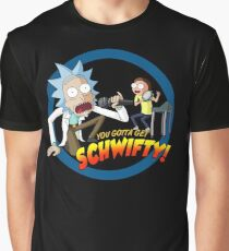 Schwifty Graphic T-Shirt