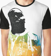 Biggie Smalls - Abstract Graphic T-Shirt