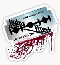 British Steel Sticker