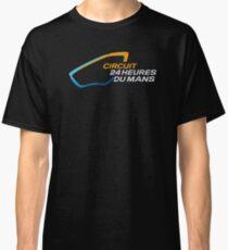 du mans poster vector Classic T-Shirt