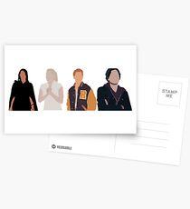 Core 4 Riverdale Minimalist Postkarten