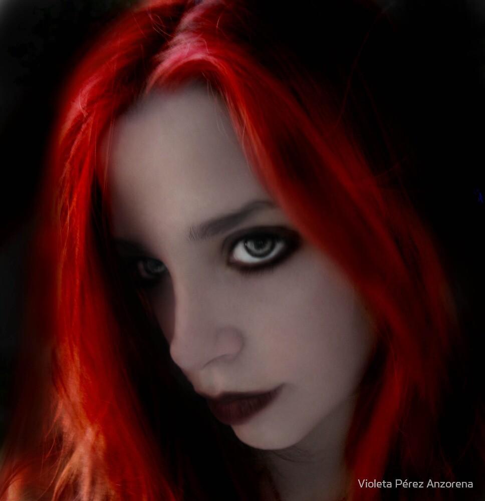 Vampiria by Violeta Pérez Anzorena