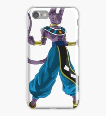 Beerus The God Of Destruction iPhone Case/Skin