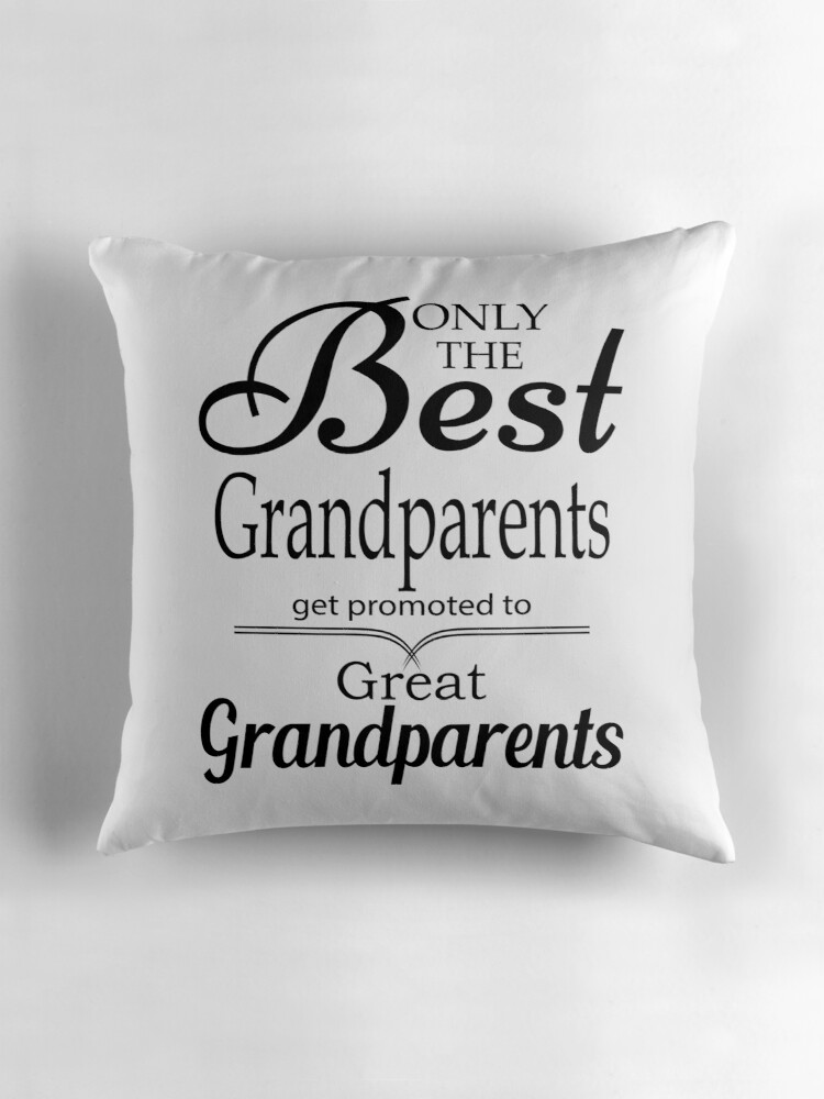 Quot Best Grandparents Get Promoted To Great Grandparents