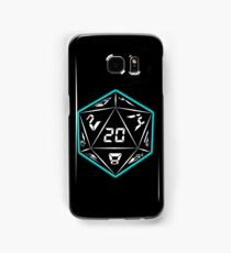 The Digital and Dice Podcast Logo Samsung Galaxy Case/Skin