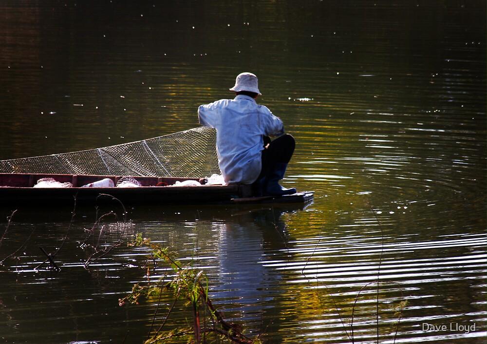 Fisherman by Dave Lloyd