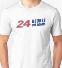 Du mans poster vector T-Shirt