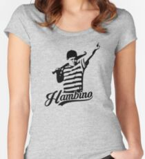 The Great Hambino Women's Fitted Scoop T-Shirt