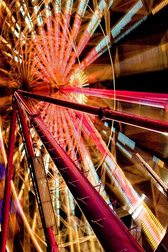 """Ferris Wheel I"" by Chris Clark"