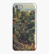 Francesc Gimeno - The Grapevines 1898 iPhone Case/Skin