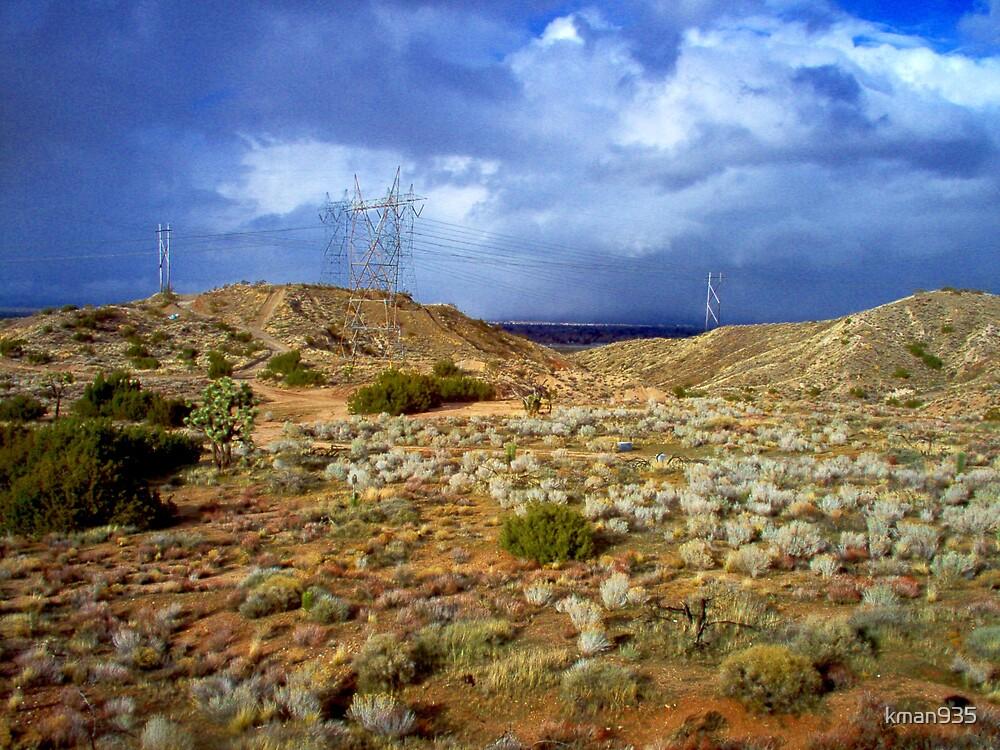 High Desert Storm by kman935