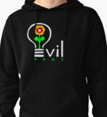 Evil Corp Logo Pullover Hoodie
