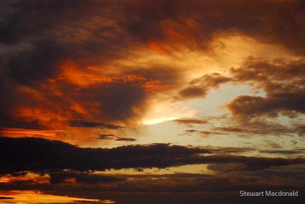 Sunset by Stewart Macdonald