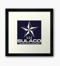 USS Sulaco Framed Print