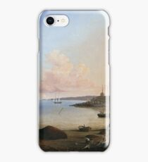 Fitz Henry Lane - The Fort And Ten Pound Island, Gloucester, Massachusetts iPhone Case/Skin
