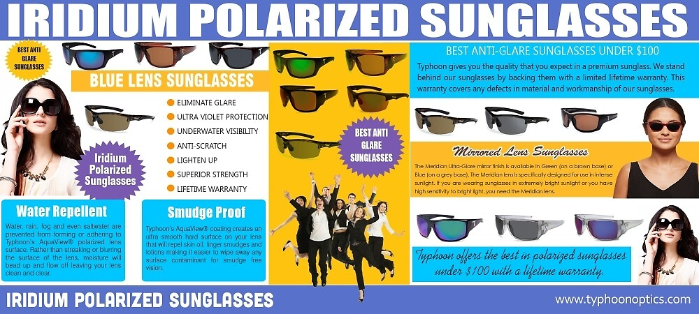 Mirrored Lens Sunglasses by Polarized Fishing Sunglasses