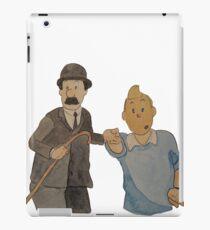 Tintin 2 iPad Case/Skin
