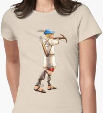 William Tell Womens Fitted T-Shirt