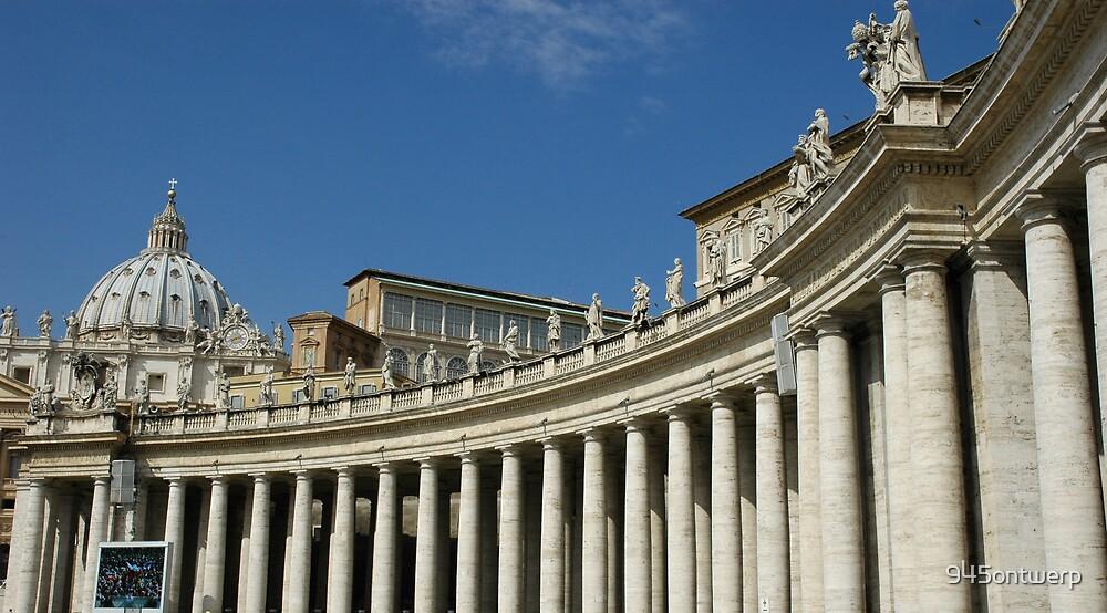 Vatican, St. Peter by 945ontwerp