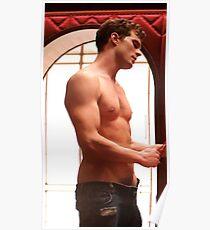 Hot Jamie Dornan Poster